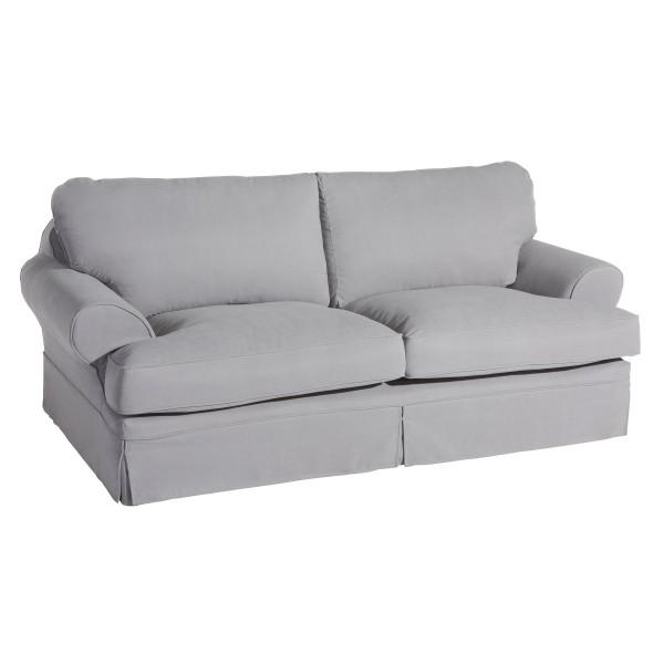 Sofa 3-Sitzer Hayde Flachgewebe