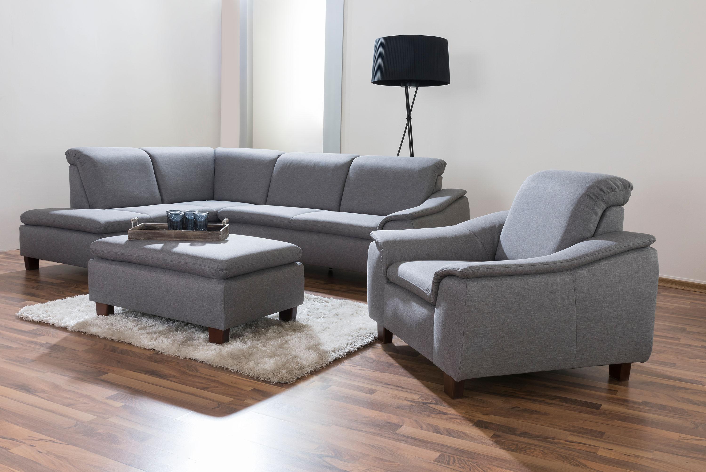 ecksofa aaron flachgewebe leinenoptik wahlweise links oder. Black Bedroom Furniture Sets. Home Design Ideas