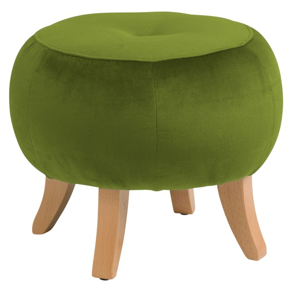 Hocker Medina Samtvelours