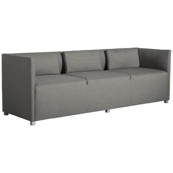 Sofa 3-Sitzer Equal Flachgewebe