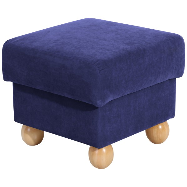 Hocker Monarch Flachgewebe