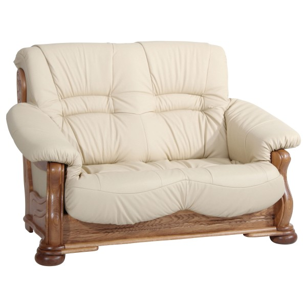 Sofa 2-Sitzer Tennessee Nappaleder