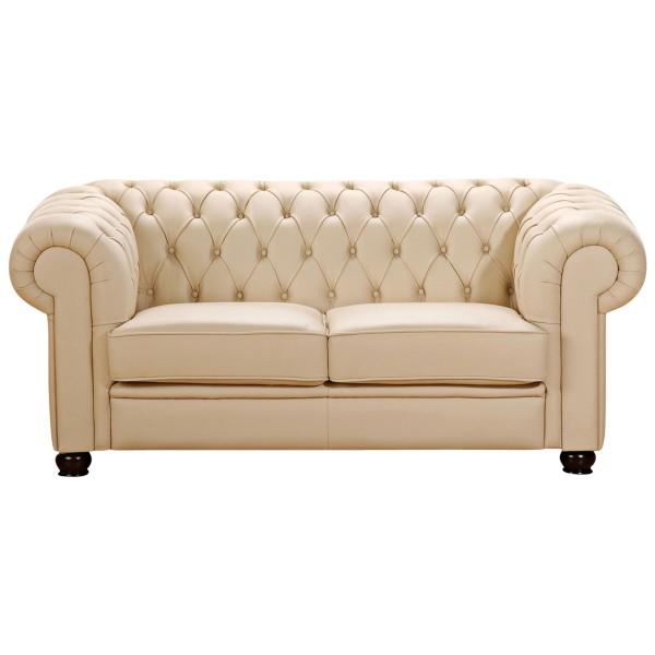 Sofa 2-Sitzer Chandler Kunstleder