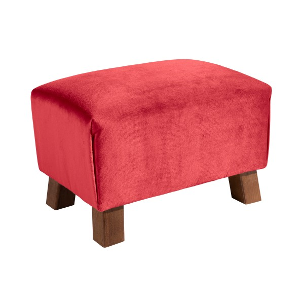 Footstool Samtvelours